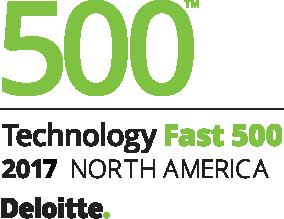 Deloitte Technology Fast 500, 2017