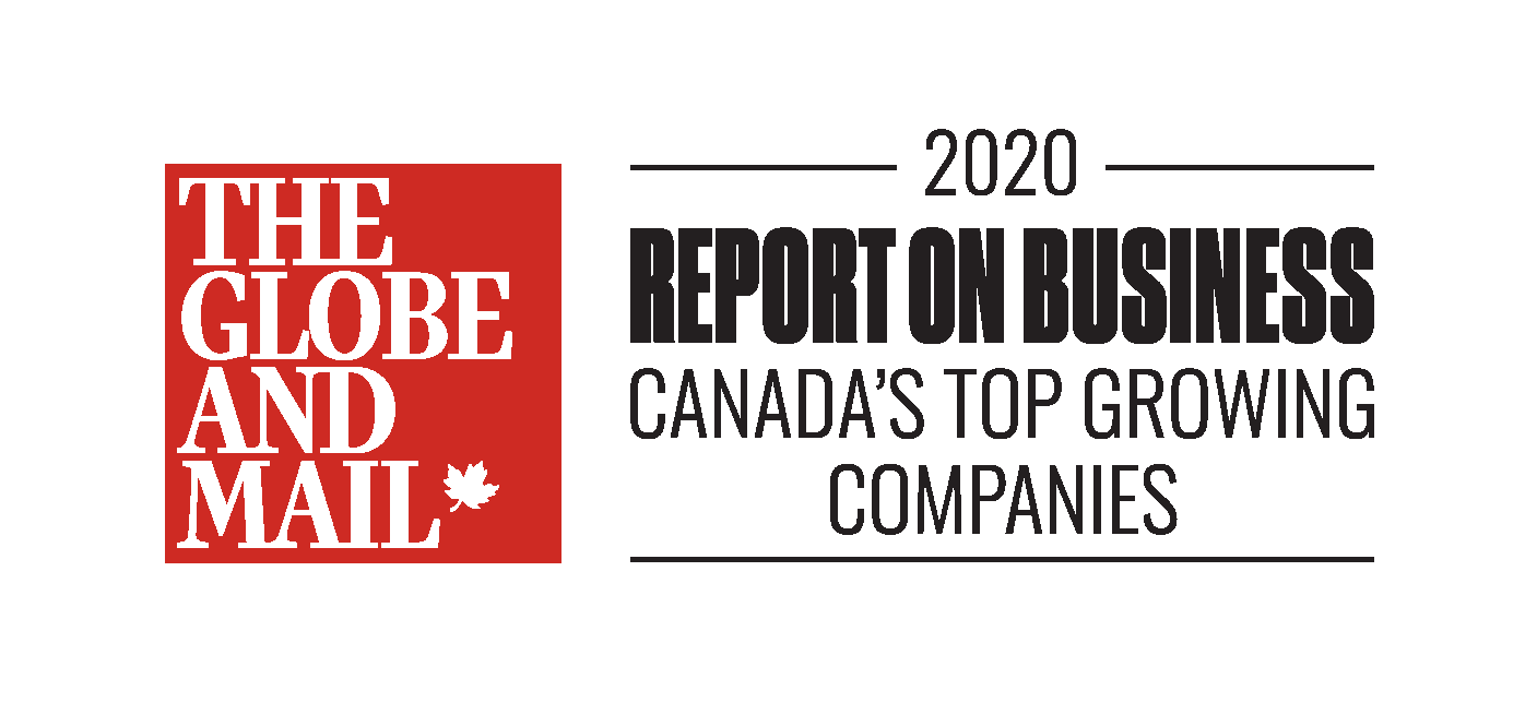 2020 The Globe and Mail Report on Business - Canada's Top Growing Companies