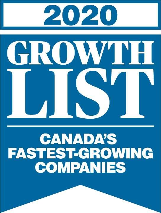 2020 Growth List - Canada's Fastest-Growing Companies