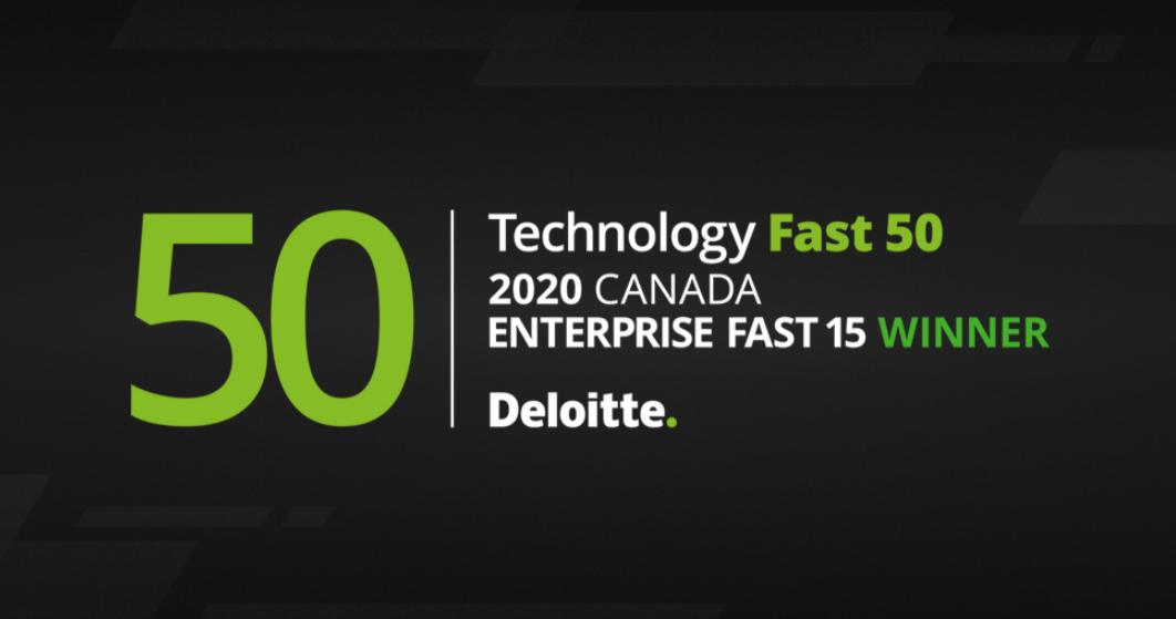 2020 Deloitte Enterprise Fast 15